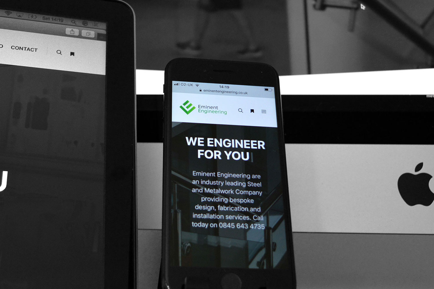 mobile-web-design-northumberland